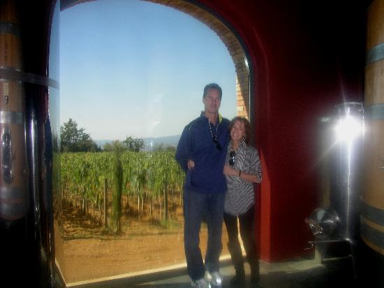 Tuscan Wine Tours with Angie: What a view!