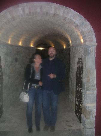 Tuscan Wine Tours with Angie: Francessa and Michala