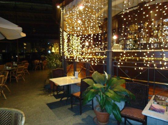 Restaurante samarkanda en madrid con cocina mediterr nea for Samarkanda el tenedor