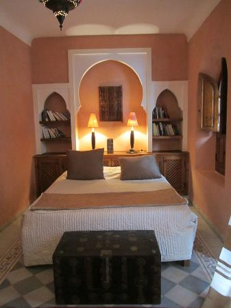 Riad Sable Chaud: Chambre Bedouine