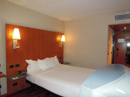 AC Hotel Palencia : Habitación