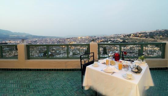 Palais Faraj Suites & Spa : Petit dejeuner
