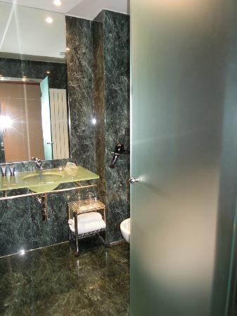 AC Hotel Palencia: Baño