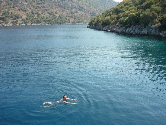 Gocek Lila Boat: 12 Island Trip