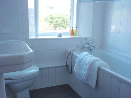 Weston House : Waterlily bathroom
