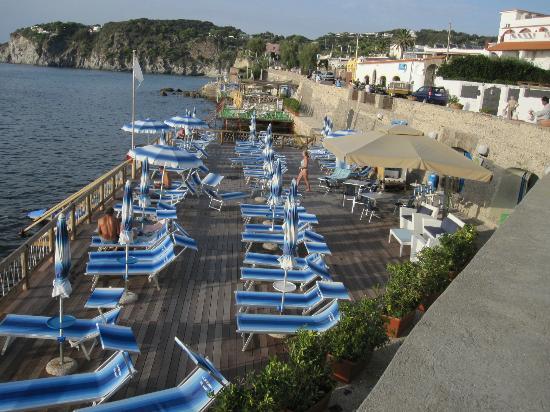 La Rotonda Sul Mare: Beach