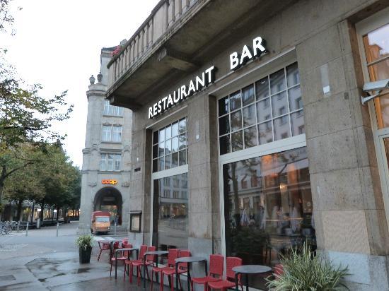 Hotel Glockenhof: Hotel restaurant