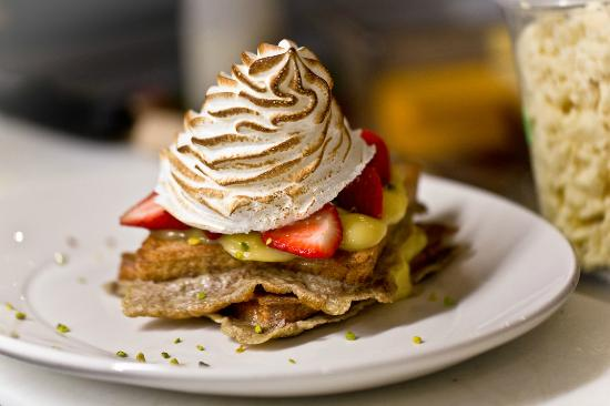 OEB Breakfast Co. : French toast trifle
