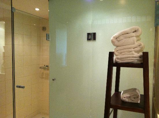 Shangri-La's Fijian Resort & Spa: Nice bathroom