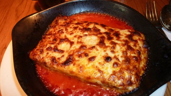 Soho Pizzeria: Lasagne
