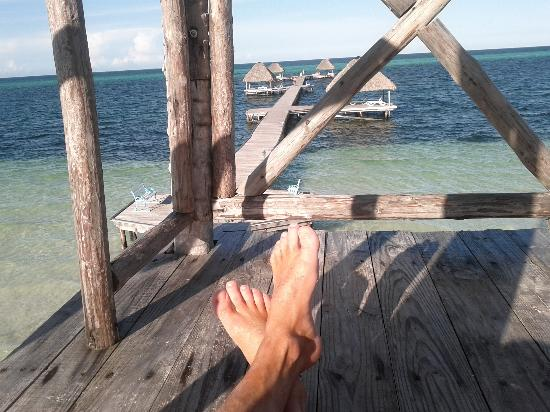 Melia Cayo Guillermo: so chill...