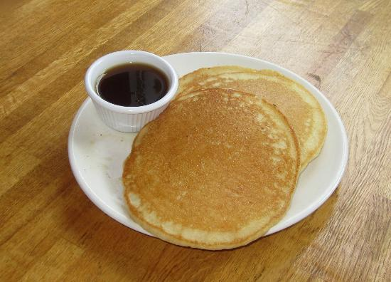 Chucktown Tavern: Homemade Pancakes.  Come enjoy Breakfast every Friday and Saturday.