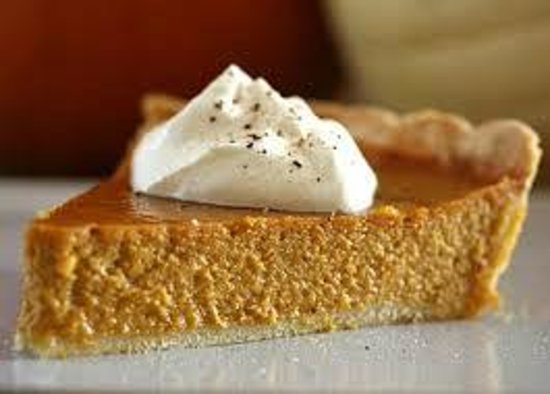 Hershey Pantry: Homemade Pumpkin Pie