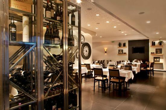 Restaurante Salmoura: Sala