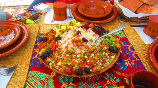 Roches Armed: Salade Marocaine