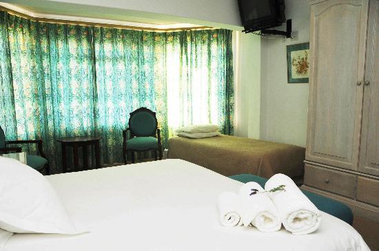 Sandbaai Country House: Standard sea facing room