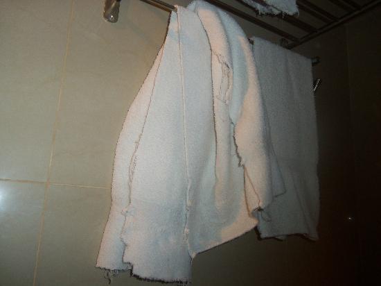 Argentina Tango Hotel: mas toallas