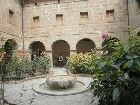 Monastery of Santo Toribio de Liebana