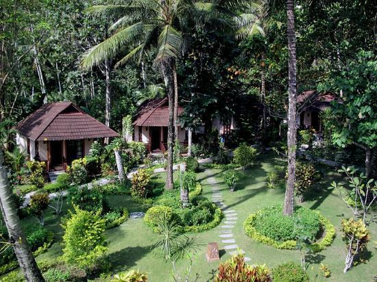 Kasawari Lembeh Resort: Green Garden