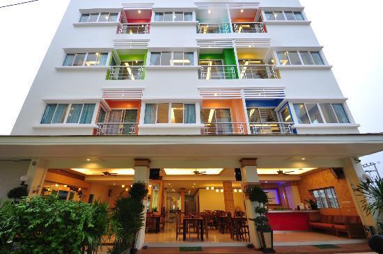 Green Harbor Service Apartment: hotel