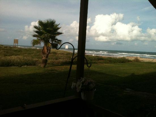 Tiki Vacation Condominiums: View from our patio