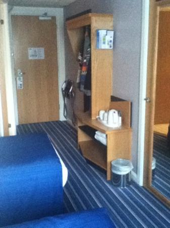 Holiday Inn Express London Stratford: camera doppia