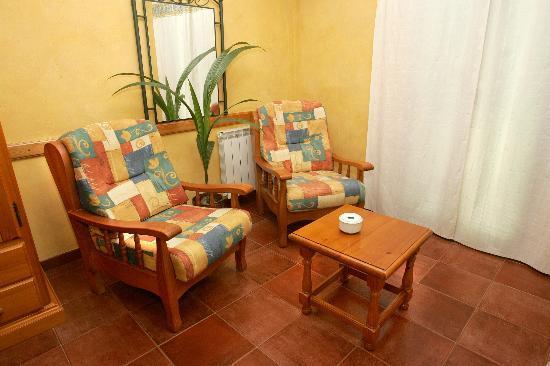 El Ocell Francoli Hotel Rural: HABITACION