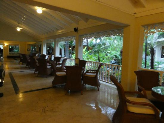 Grand Bahia Principe El Portillo: lounge and wifi area