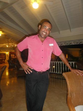 Grand Bahia Principe El Portillo: Gracias Juan Carlos!