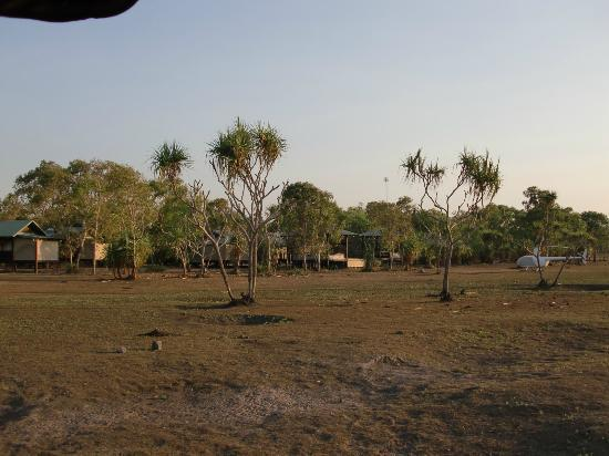 Bamurru Plains: lodge