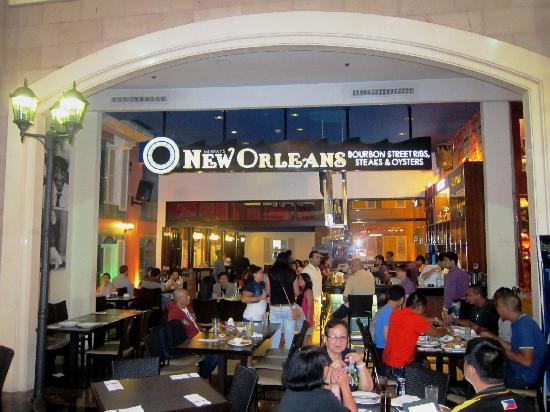 New Orleans Manila Bonifacio High Street Fort Bonifacio