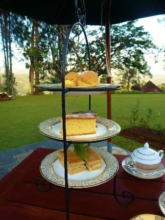 Ceylon Tea Trails: High Tea