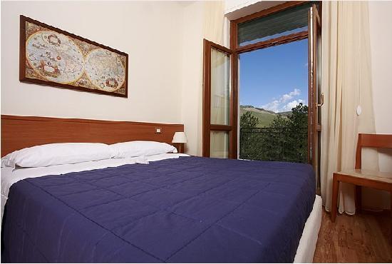 Hotel Ristorante Beyfin Castiglione D'orcia: Camere (particolare)