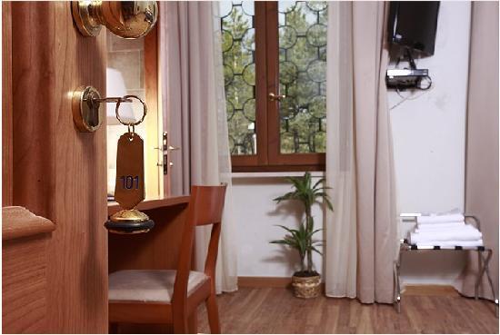 Hotel Ristorante Beyfin Castiglione D'orcia