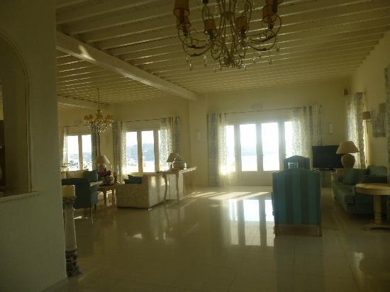 Alkyon Hotel: Lobby