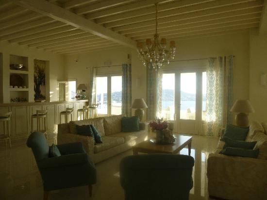 Ξενοδοχείο Αλκυών: Lobby