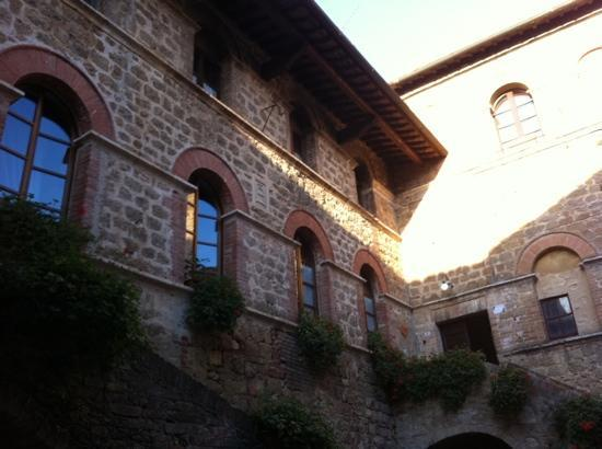 Agriturismi Il Castello La Grancia: castello grancia