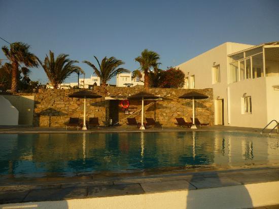 Ξενοδοχείο Αλκυών: Pool