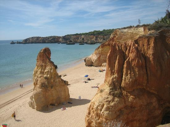 Pestana Alvor Park Hotel: What a coast line