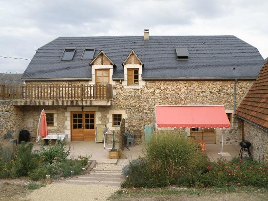 La Grange de Rocamadour : 9