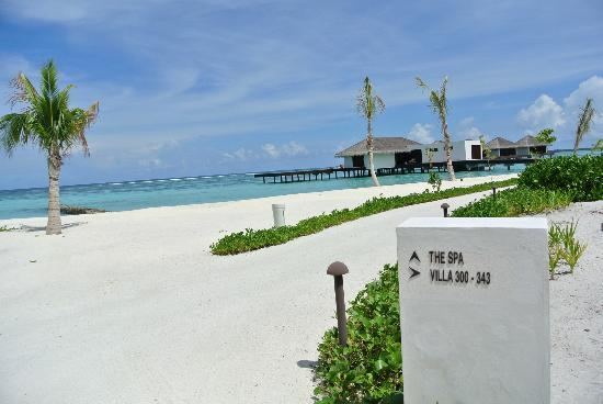 The Residence Maldives: Clarins Spa