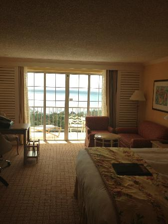 Fairmont Southampton: Last room facing ocean