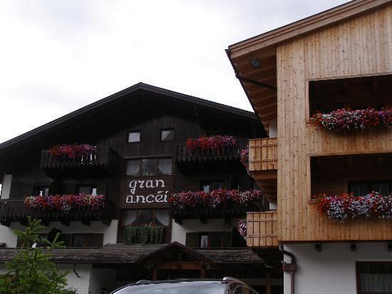 Hotel Gran Ancei: Hotel