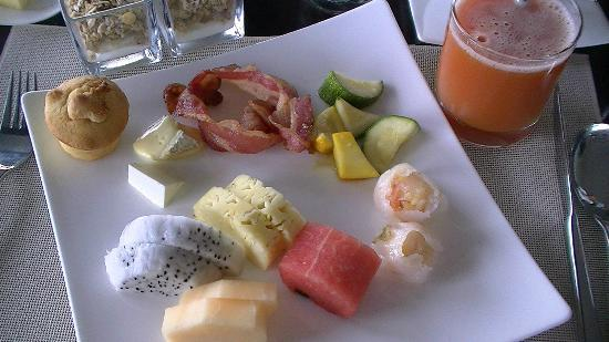 Fusion Maia Da Nang: Breakfast from the Buffet
