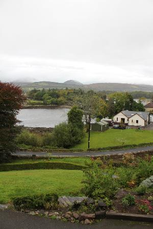 Muxnaw Lodge: View from Kenmare Lodge