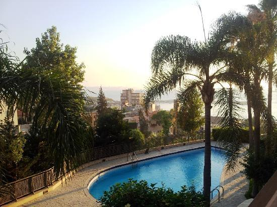 Le Royal Hotel - Beirut : Pool View