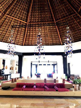 Ocean Coral & Turquesa: lobby!
