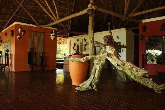 Fundu Lagoon: Reception