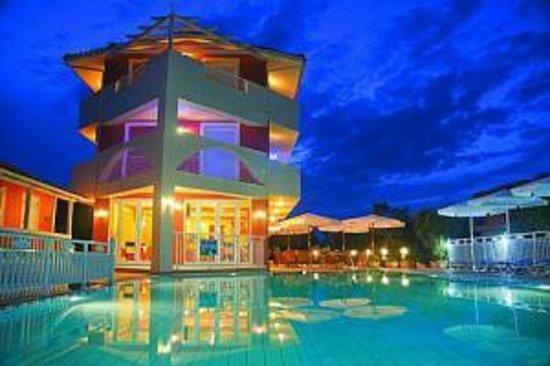 Zante Pantheon Hotel: Hotel