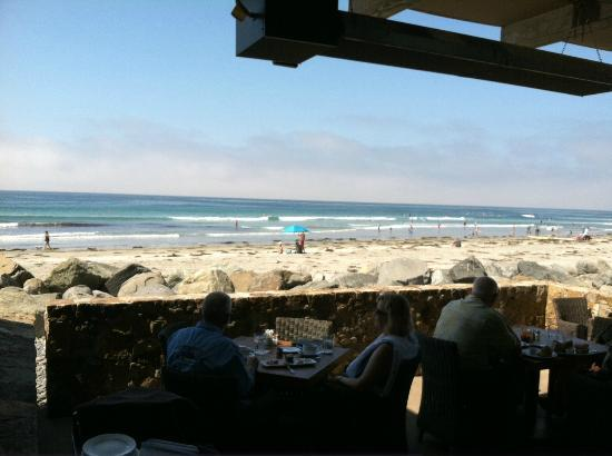 Pacific Coast Grill: View from Patio